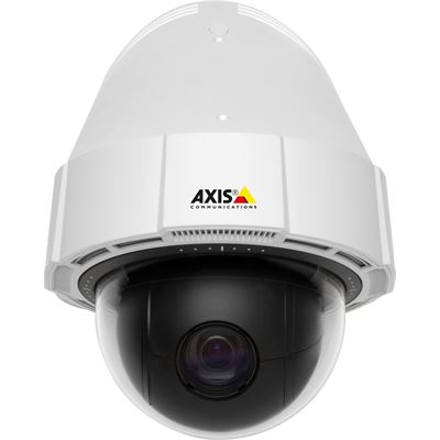 Axis Communications Intelligent Direct Drive PTZ camera with HDTV 1080p, day/night and 18x zoom