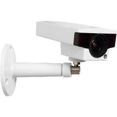 Axis Communications HDTV camera for day and night surveillance with varifocal 3-10.5mm P-iris lens