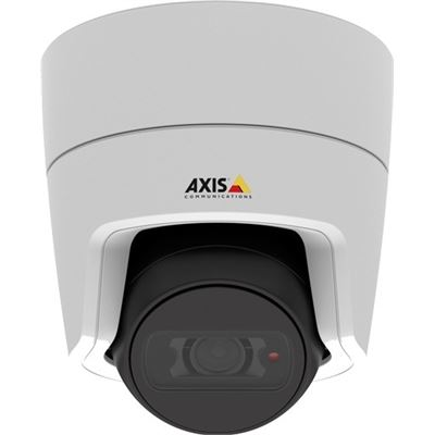 Axis Communications DAY/NIGHT COMPACT MINI DOME IN A VANDAL-RESISTANT OUTDOOR-READY FLAT-FACED