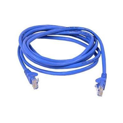 Belkin Cat5e Snagless Patch Cable 15m Blue