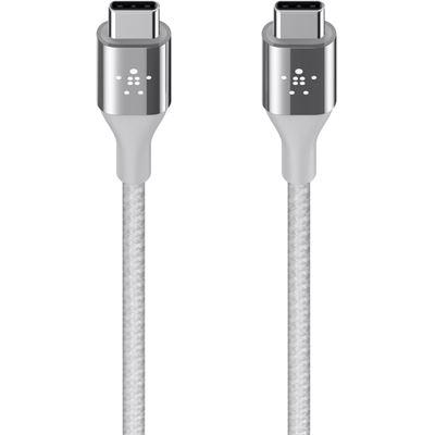Belkin MIXITUP DURATEK USB-C CABLE, SILVER
