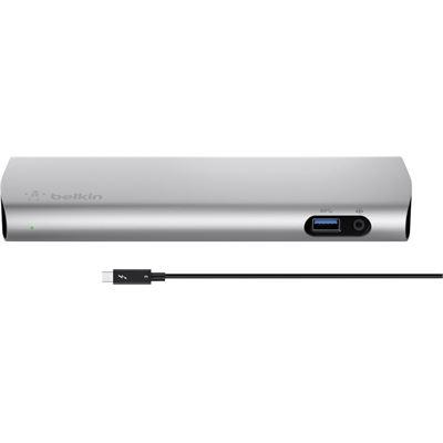 Belkin THUNDERBOLT 3 EXPRESS DOCK 4K W/ 1M USB-C CABLE