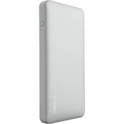 Belkin Pocket Power 10,000mAh Power Bank - Silver