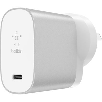 Belkin BOOST CHARGE 27 W USB-C (1) HOME CHARGER, 2 WTY