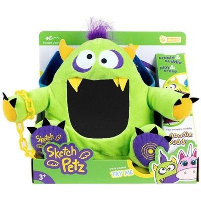 Boogie Board Sketch Petz Monster
