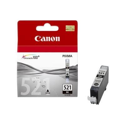 Canon CLI521 Black Ink Cartridge Bad Box