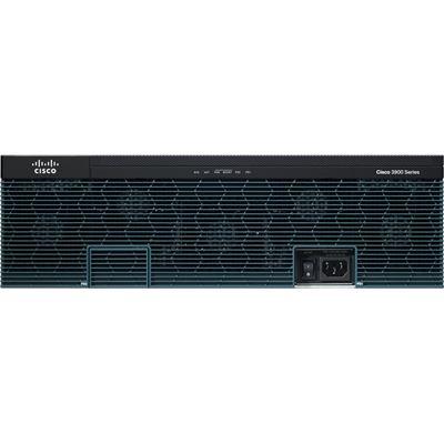 Cisco C3925E UCSEC CUBEBunPVDM364UCSECLicFLCUBEE25 REMANUFACTURED