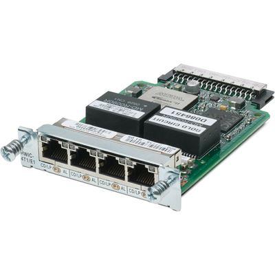 Cisco 4 port clear channel T1E1 HWIC REMANUFACTURED