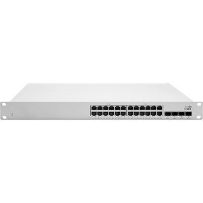 Cisco Meraki MS225-24 L2 Stck Cld-Mngd 24x GigE Switch