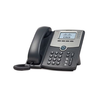 Cisco Buy 3, Get 1 4 Line IP Phone With Display, PoE and PC