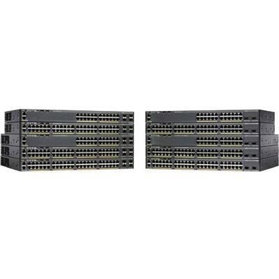 Cisco Catalyst 2960-X 24 GigE, 4 x 1G SFP