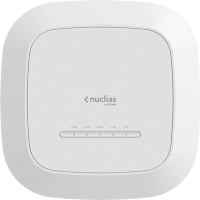 D-Link (DBA-1510P) Nuclias Cloud-Managed Wireless AC1750 Dual Band PoE Access Point