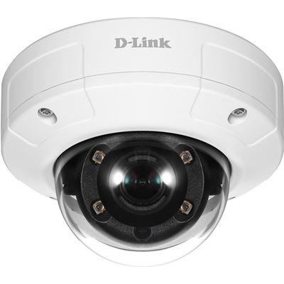 D-Link (DCS-4605EV) Vigilance 5MP Day & Night Outdoor Vandal-Proof Mini Dome PoE