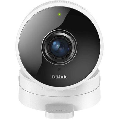 D-Link HD 180-Degree Wi-Fi Camera - HD Resolution 1280x720 - H.264 Video Compression