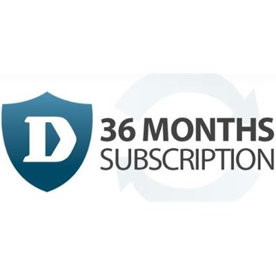 D-Link 3-Year Web Content Filtering Subscription Licence for DFL-2560