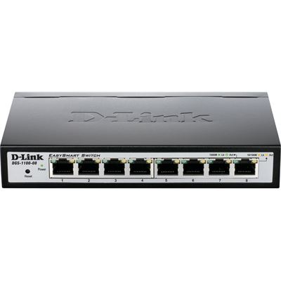 D-Link 8-Port Gigabit EasySmart Switch