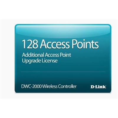 D-Link 128 Access PoInternational Licence for DWC-2000