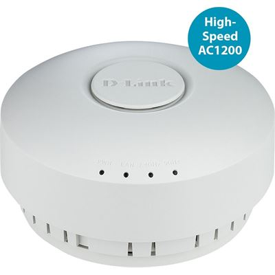 D-Link UNIFIED WIRELESS AC1200 CONCURRENT DUAL BAND POE ACCESS POInternational FOR DWS