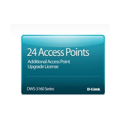 D-Link 24 Access PoInternational Licence for DWS-3160-24PC