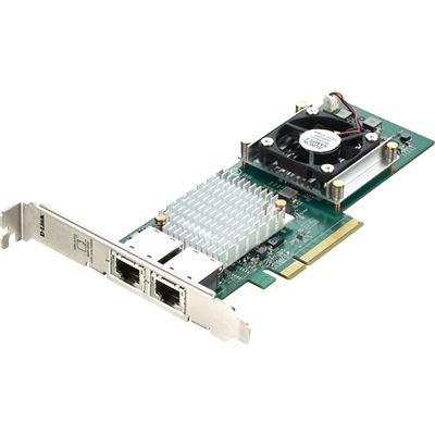 D-Link Dual Port 10GBASE-T RJ45 PCI-E