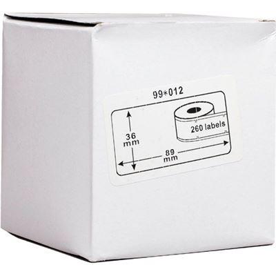 Dymo Compatible LW Large Address Labels 89 x 36mm (520 pcs) twin pack