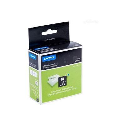 Dymo Label Return Address 25 x 54mm Perm Roll 500 labels
