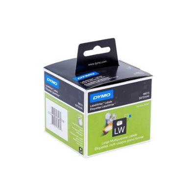 Dymo Name Badge Label/ 1 Roll per Box. 320 Labels Per Roll/ 54mm X 70mm/ Permanent