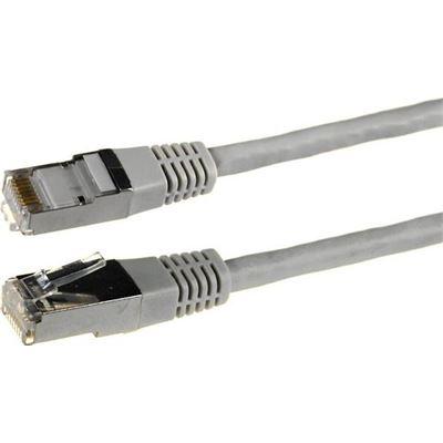 Buy Dynamix 10M Cat6A Beige STP 10G Patch Lead. (Cat6 Augmented) 750MHz Slimline Molding (PL ...
