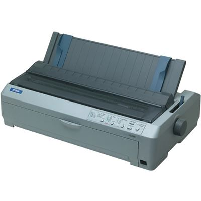 Epson LQ-2090 24 Pin 658CPS Dot Matrix Printerletter Quality Up To 5 Part Forms