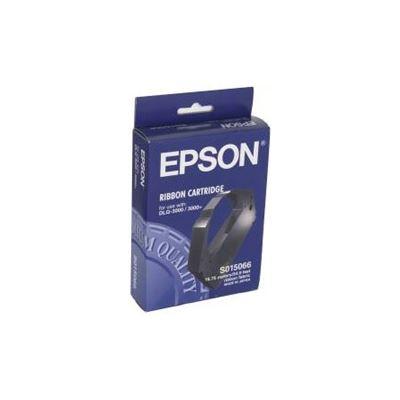 Epson S015066 BLACK RIBB-DLQ-3000 3000+350