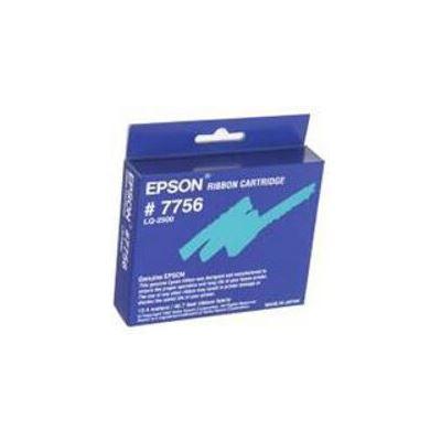 Epson Black fabric ribbon for LQ-2500 and LQ-2500+ Ribbon life: 2 million characters
