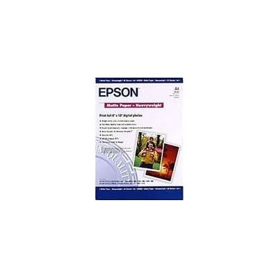 Epson A4 Matt paper Heavyweight - Buy 5 get 1 FREE Epson A4 Matt paper Heavyweight 50