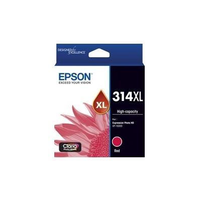 Epson 314XL RED INK CLARIA PHOTO HD