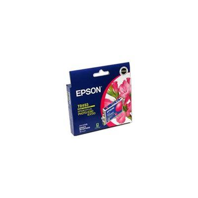 Epson T0493 Magenta Ink Cartridge For Stylus Photo R210, R230, R310, R350, RX510