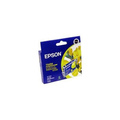 Epson T0494 Yellow Ink Cartridge For Stylus Photo (C13T049490)
