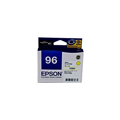 Epson T0964 Yellow Ink Cartridge For Stylus Photo R2880