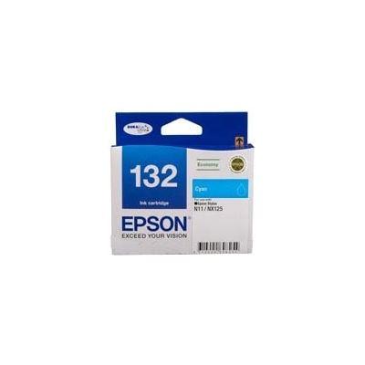 Epson 132 Economy Cyan Ink Cartridge For Stylus N11, NX125