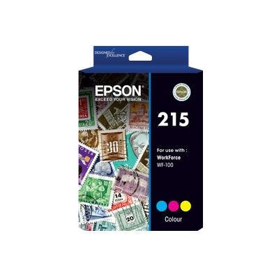 Epson Tri-colour ink cartridge WF-100