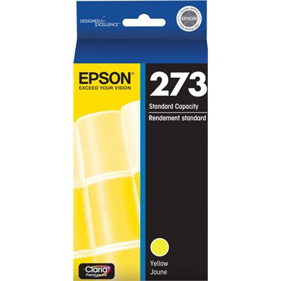 Epson 273 Ink Yellow