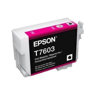 Epson UltraChrome HD Ink - Vivid Magenta Ink Cartridge