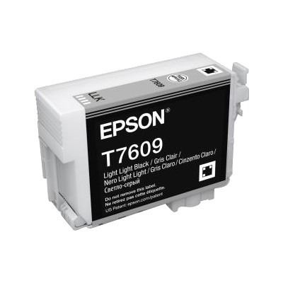 Epson UltraChrome HD Ink - Light Light Black Ink Cartridge