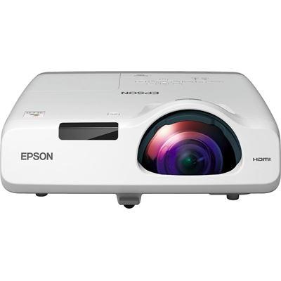 Epson EB-520 2700 LUMENS XGA (1024X768) SHORT THROW 4:3 FORMAT 16 000:1 CONTRAST