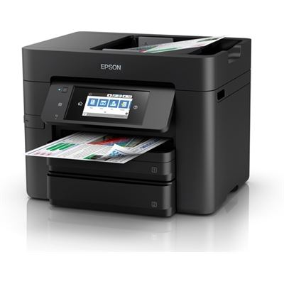 Epson WorkForce Pro 4745 Inkjet Multifunction with PrecisionCore - Print, Copy, Scan