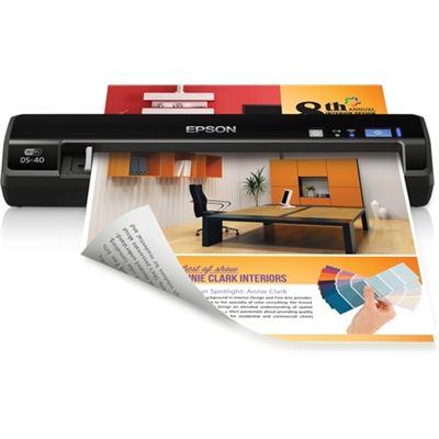 Epson WorkForce DS40 Portable Scanner