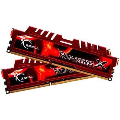 G.Skill Ripjaws X 8GB (2x4GB) DDR3 1600MHz (PC3 12800) High Performance Desktop Memory