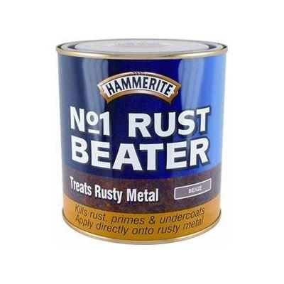 Hammerite #1 Rustbeater 1 litre Beige