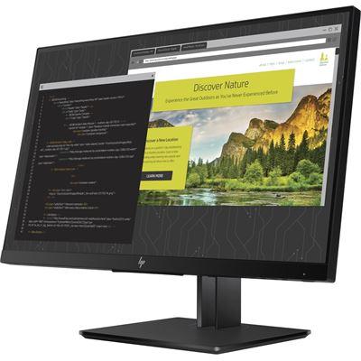 "HP Z24nf G2 23.8"" Narrow Bezel Full HD WLED LCD Monitor - 16:9 - Black"