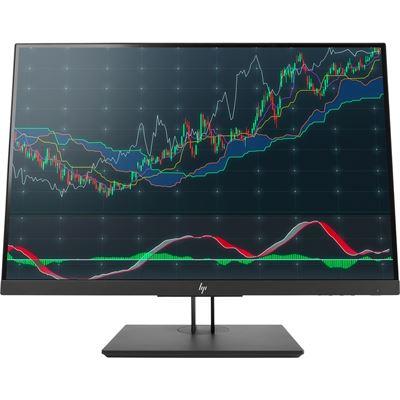 "HP Z24n G2 61 cm (24"") WUXGA LED LCD Monitor - 16:10 - Black - In-plane Switching"