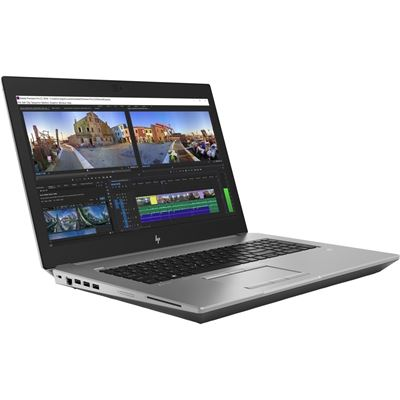 """HP ZBook 17 G5 Mobile Workstation 17.3"""" UHD 4K DreamColor E-2186M 32GB 1TB SSD +"""
