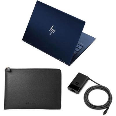 "HP Elite Dragonfly 13.3"" with Privacy i7-8665U 16GB 512GB 4G Travel Bundle Incl"